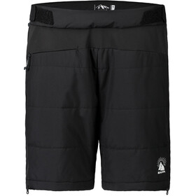 Maloja MandraM. Ski Mountaineering Primaloft Shorts Dames, moonless